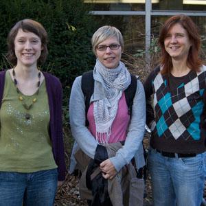 Team des Genderzentrums